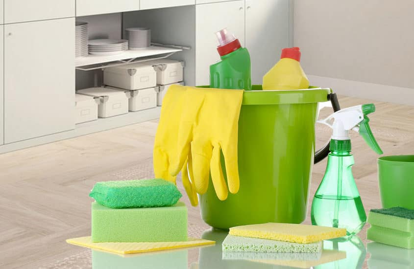 Professional Commercial Cleaning Company For A Magically Clean - Bathroom cleaning companies